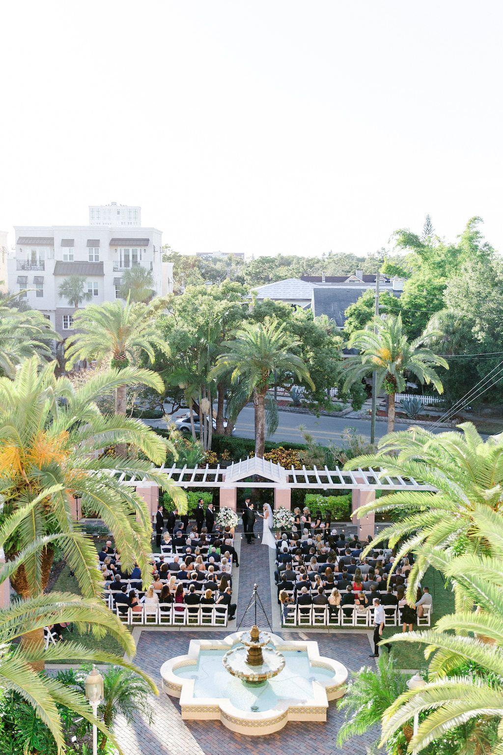 Elegant Tampa Bay wedding at luxury hotel venue Hyatt Regency ...