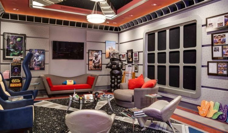 45 Video Game Room Ideas To Maximize Your Gaming Experience Game Room Decor Video Game Room Decor Video Game Rooms