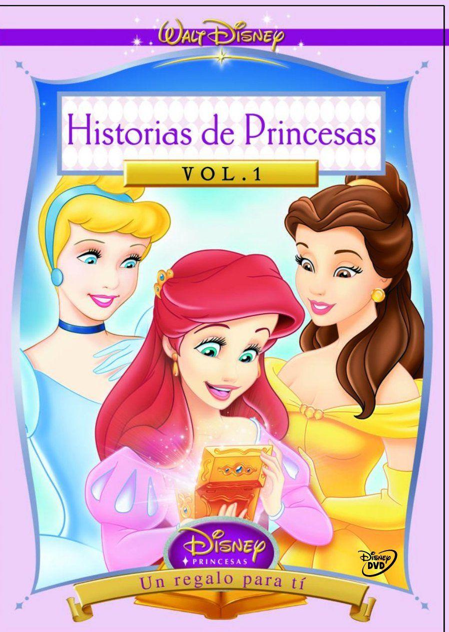 Historias De Princesas 1 Dvd De Historias Dvd Princesas Disney Movies Disney Characters Disney