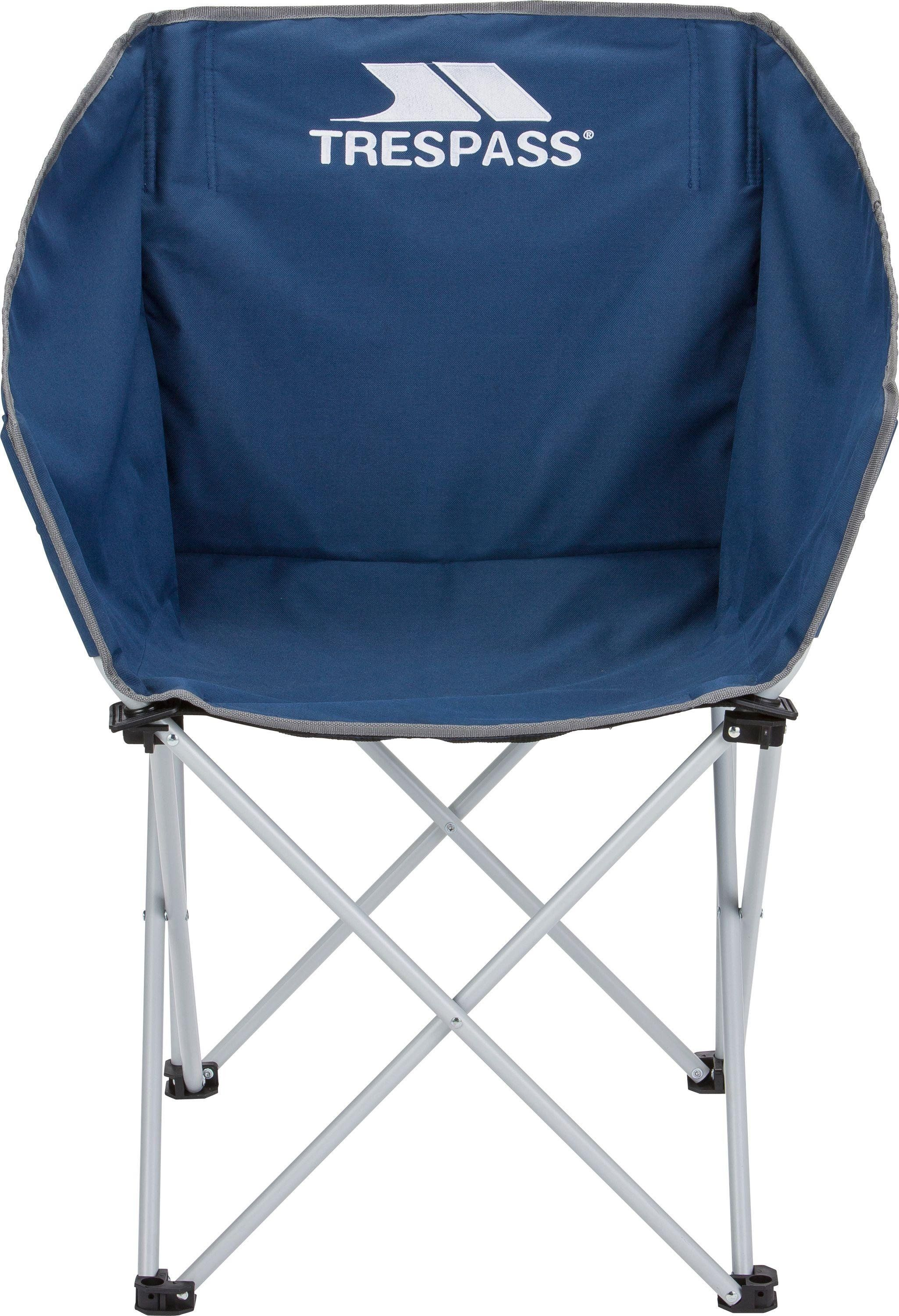 Steamer MultiPosition Folding Sun Lounger with Cushion