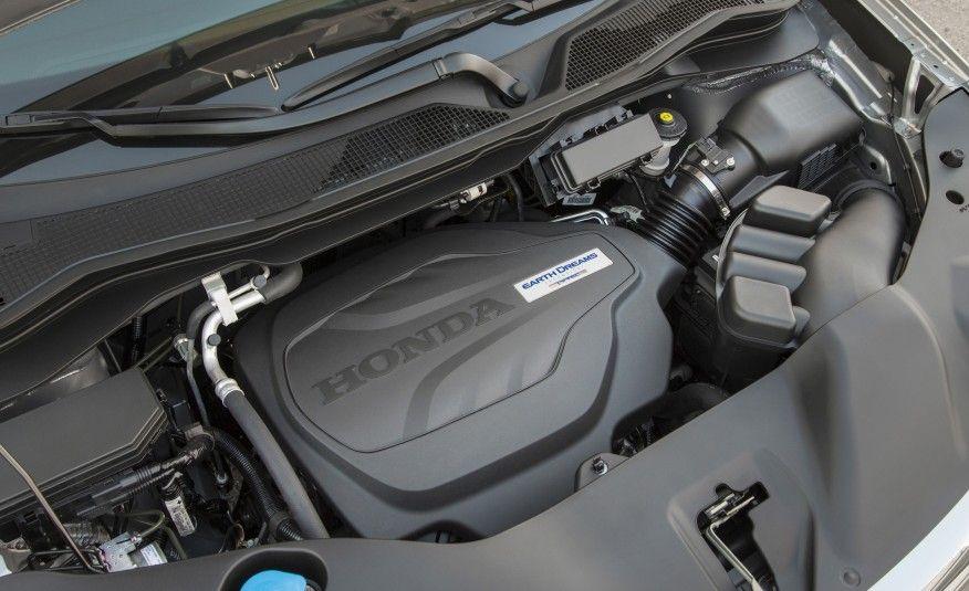 2017 Honda Ridgeline Pictures