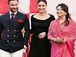 Saif Kareena Wedding Will Be A Two Part Affair Sharmila Tagore