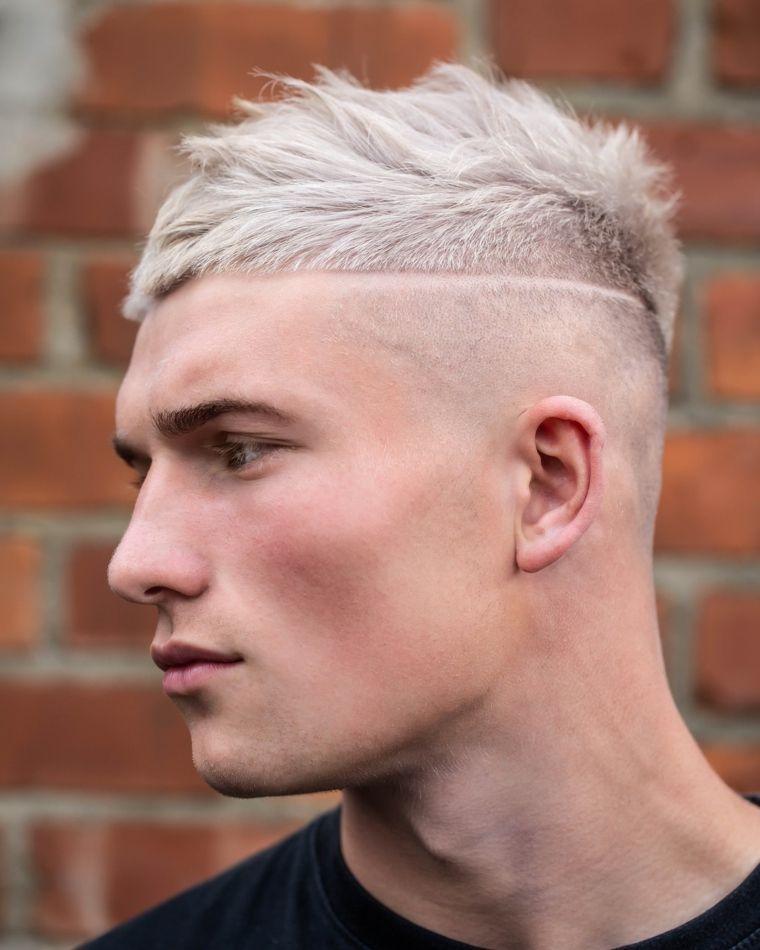 Pin En Mens Hair