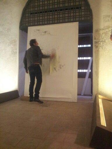 Primi tratti #invasionedigitali #siciliainvasa #laculturasiamonoi #vocioutallosteri #igerspalermo #museiunipa # serviziocivilenazionale