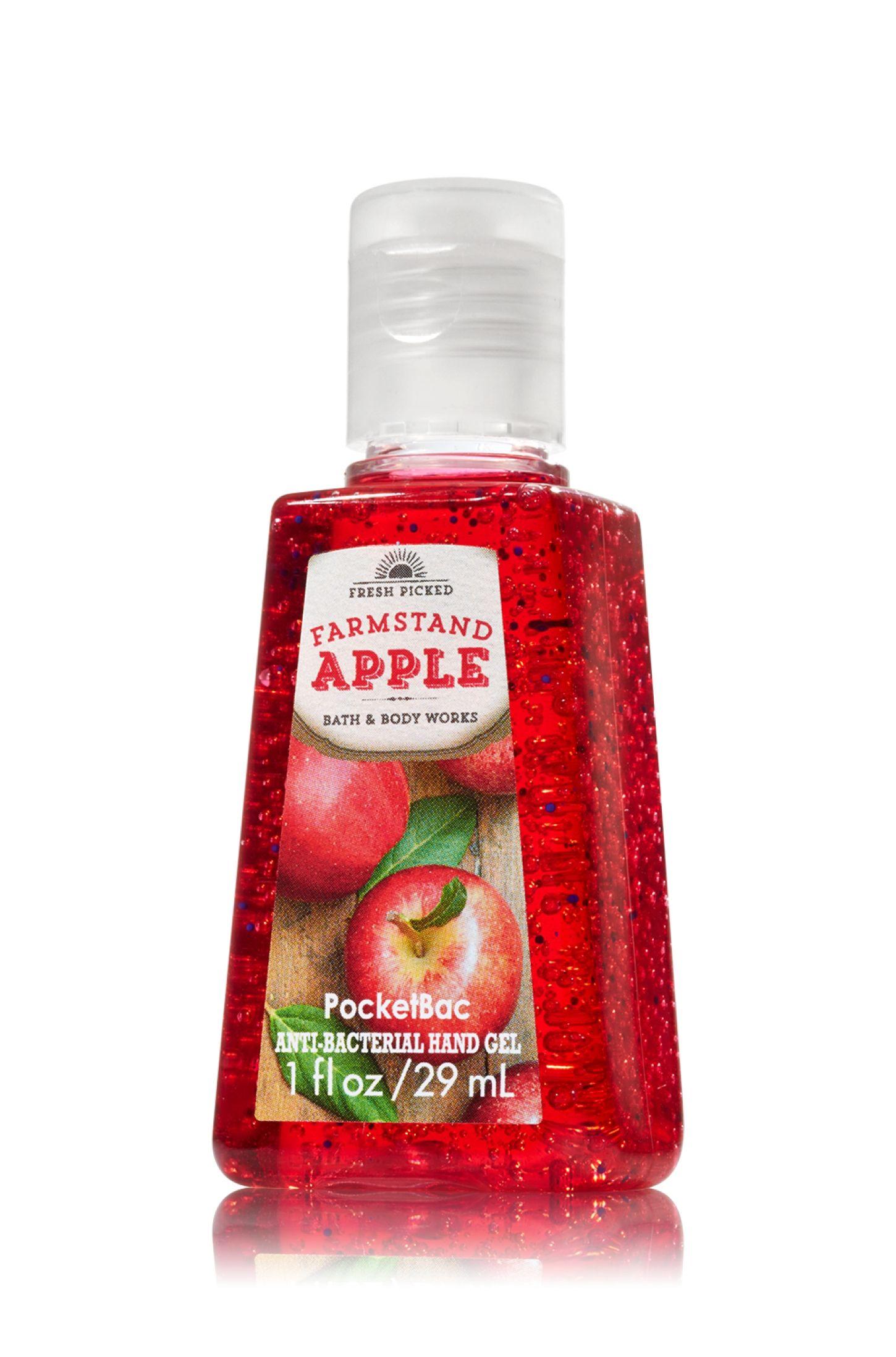Farmstand Apple Pocketbac Sanitizing Hand Gel Soap Sanitizer