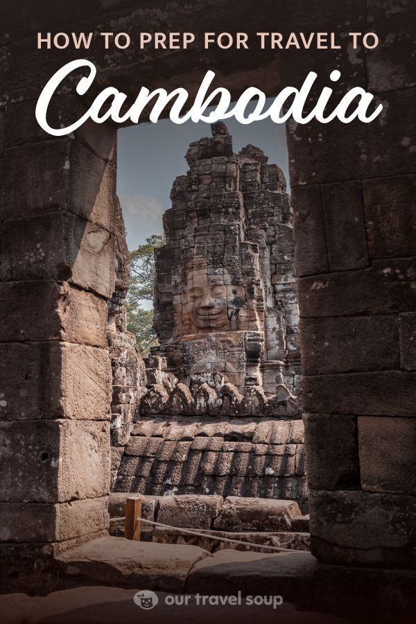 Cambodia is a beautiful country, but also takes a lot of prep work. Explore our guide on best bug sprays, what to wear, traveling around the country and more! Be completely prepared for your adventure in Southeast Asia! #cambodia #southeastasia #travelguide #travelplanning #culture #travelinspiration