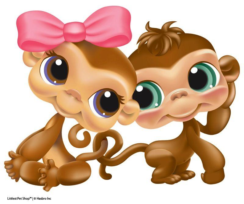 Littlest Pet Shop Monkey Coloring Pages Image Search Results Cute Monkey Monkey Coloring Pages Littlest Pet Shop