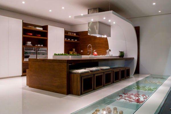 Pin de dani salinas en kitchen inspo pinterest cocinas for Decoracion de casas brasilenas