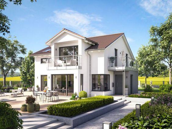Einfamilienhaus von Bien-Zenker | Einfamilienhäuser als Fertighaus kaufen.