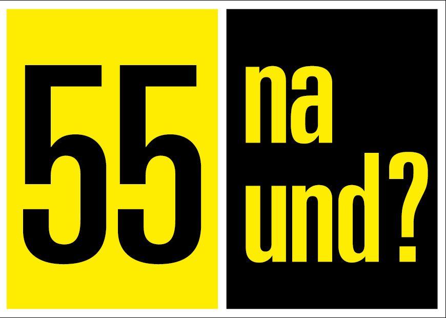 Einladungskarte Zum 55 Geburtstag Einladung 50 Geburtstag