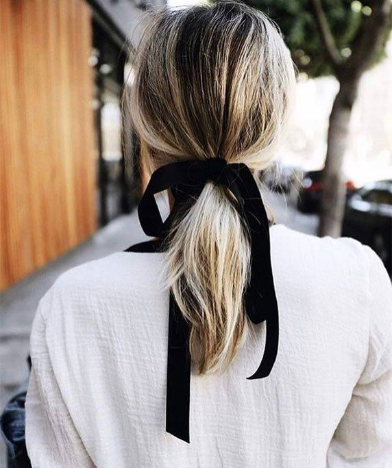 Cute Ponytail Hairstyles This Beautiful And Easy To Do Ponytail Hairstyle In 1 Minuteeasy