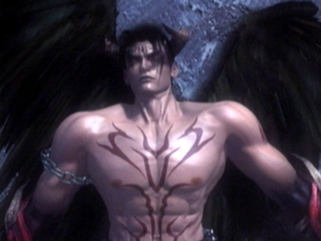 Pin On Devil Jin Body Tattoo