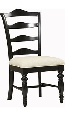 This Westbury Side #chair From #Havertys Is Similar To The Dining Chair Set  That