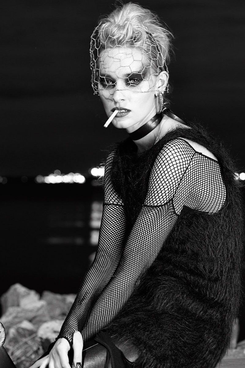 Pernilla & Vanessa by Wendy Hope in Punk is Dead for Fashion Gone Rogue