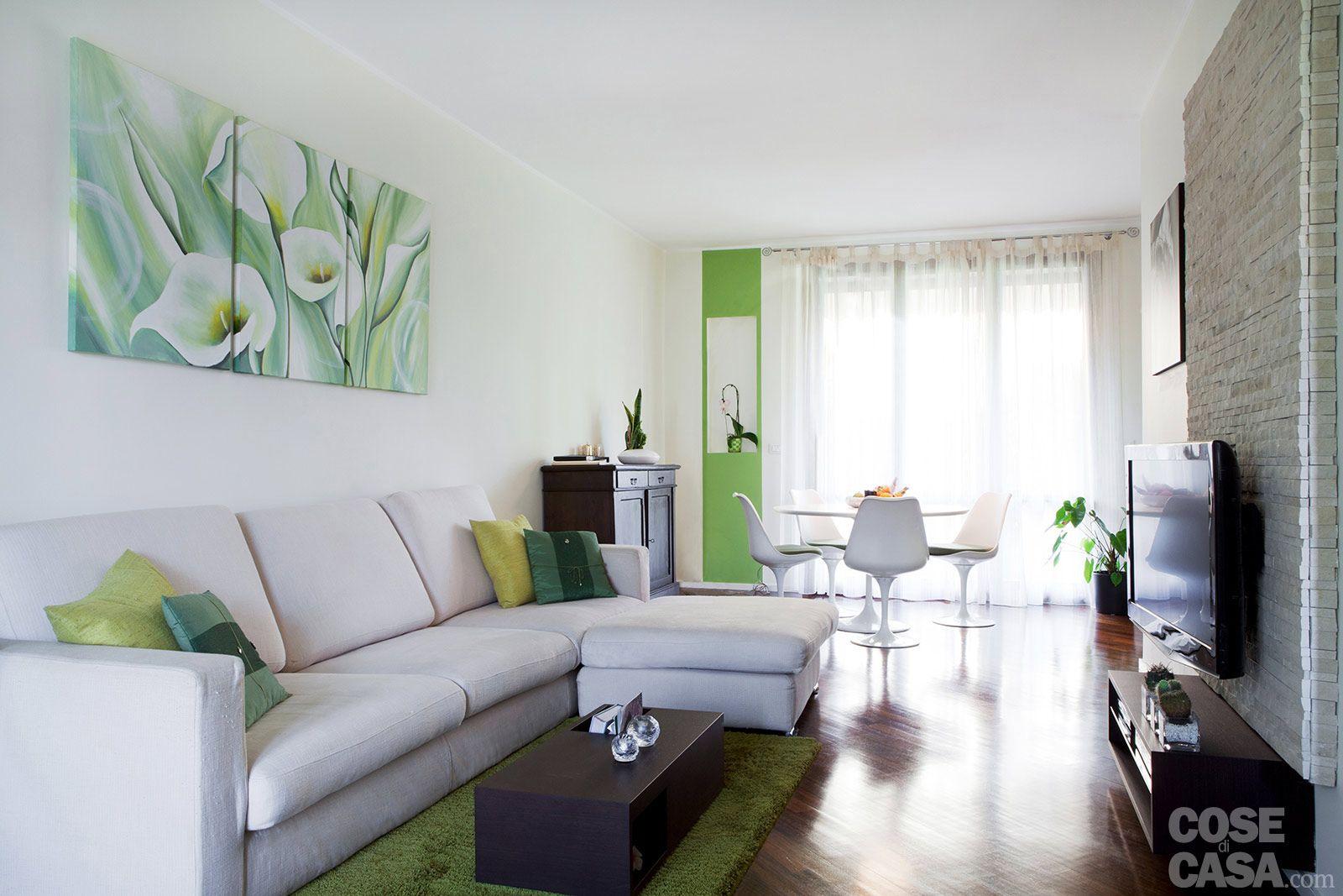 come arredare un soggiorno rettangolare  Cerca con Google