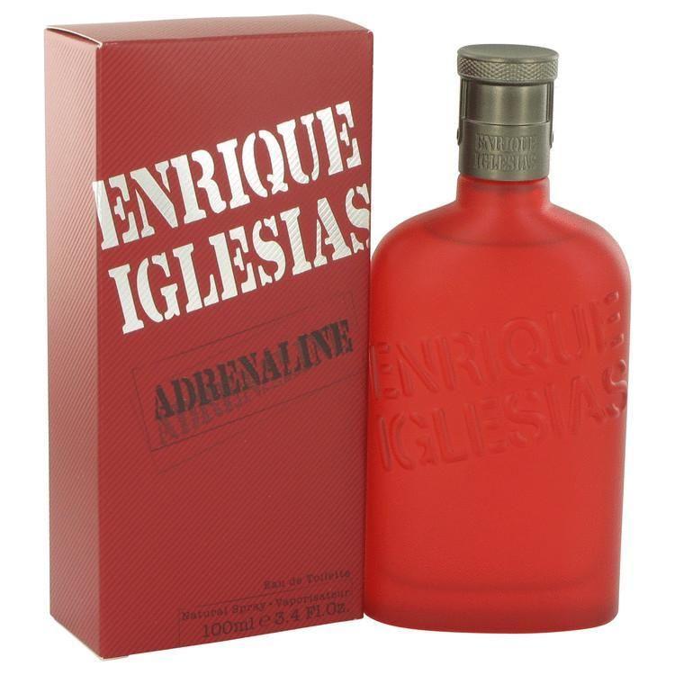 Adrenaline By Enrique Iglesias Eau De Toilette Spray 3 4 Oz Eau