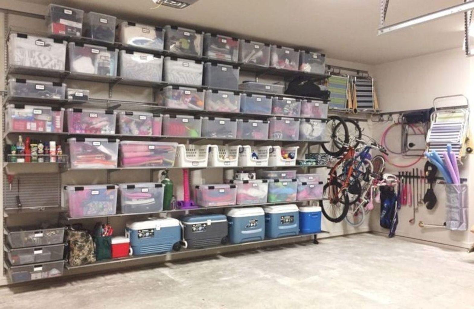 60 clever garage organization ideas insidexterior on clever garage organization ideas id=93409