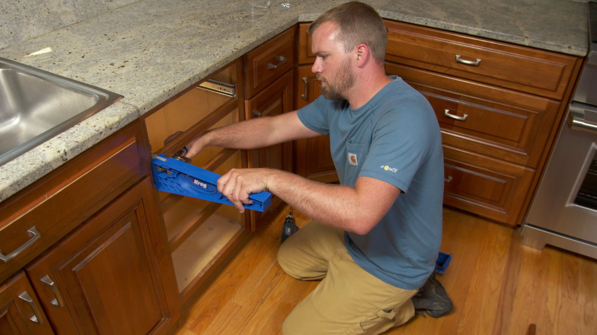 Cabinet Upgrade Secret Garden Ask Toh Painting Kitchen Cabinets Old House Home Remodeling