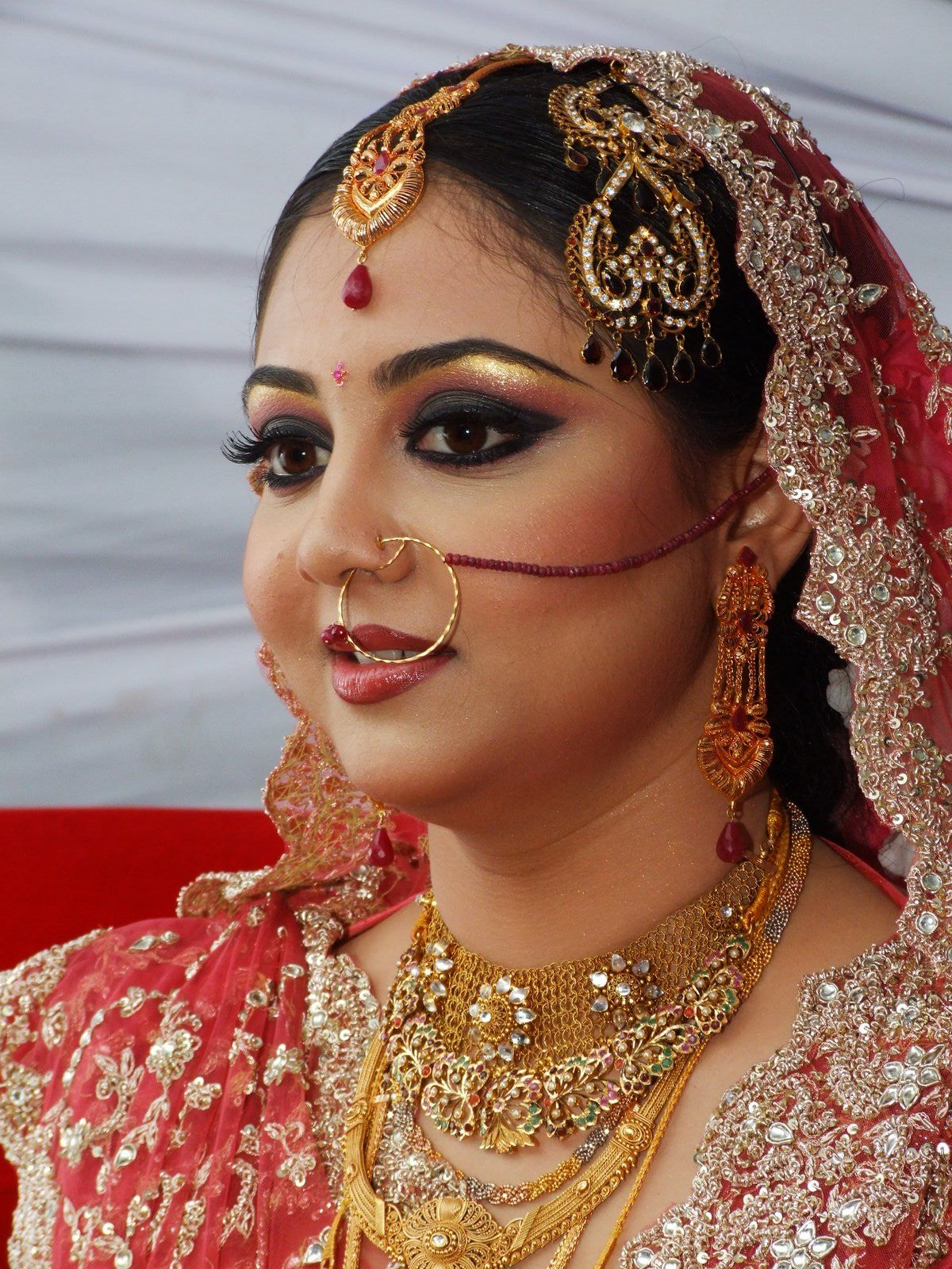 Amazing World DULHAN South indian bride