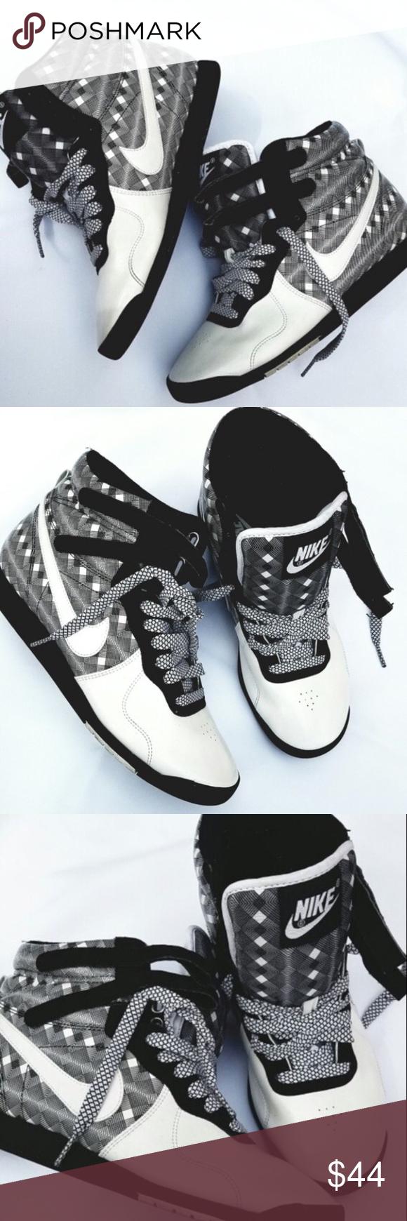 Blanco Y Zapatillas Negro Nike Zapatillas Y Size 7 Pinterest 05f3c4