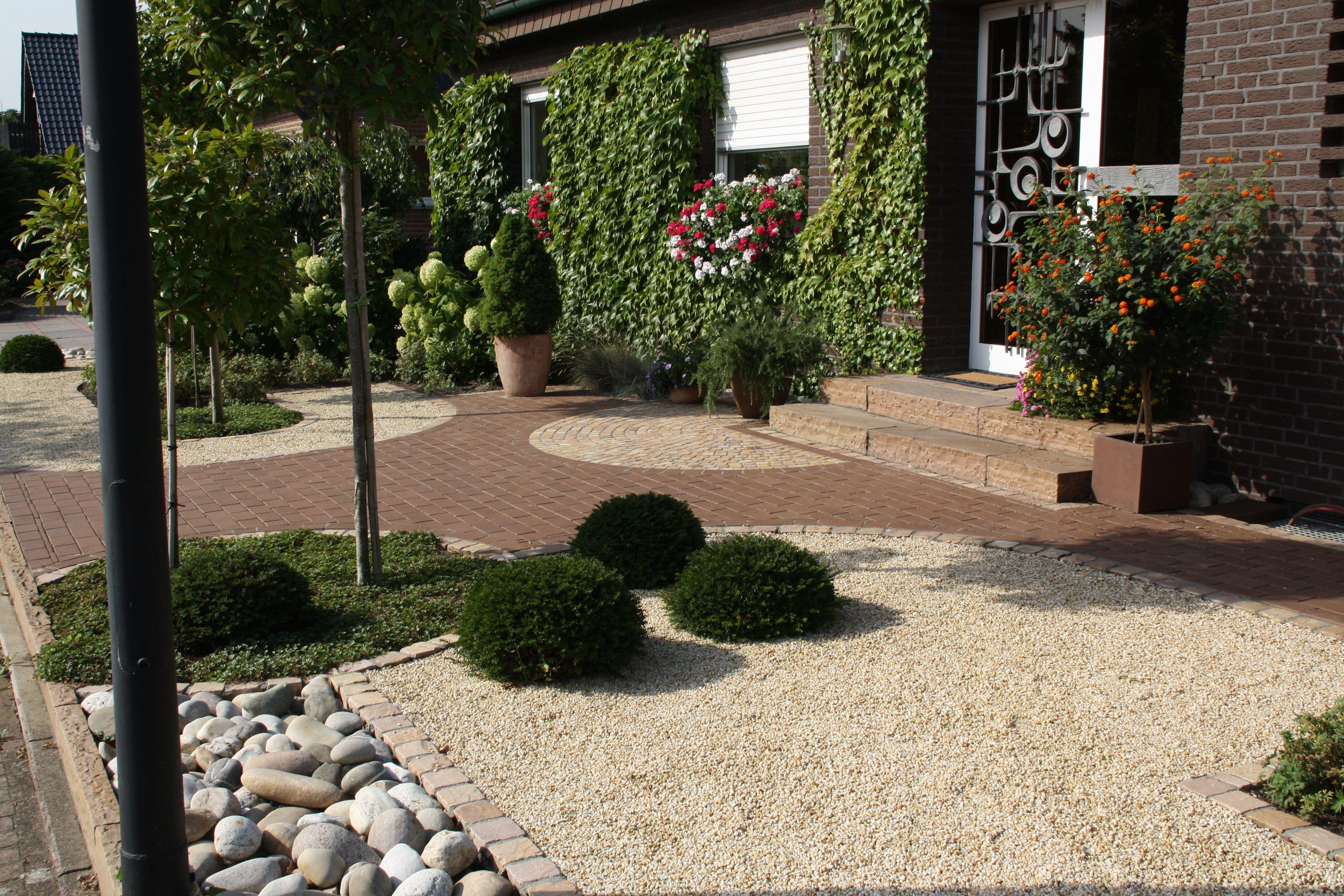 Pflegeleichter vorgarten garten pinterest garten front yards and gardens - Pflegeleichter vorgarten ...