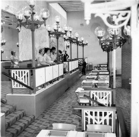 The Second Floor Restaurant At The Old Strawbridge