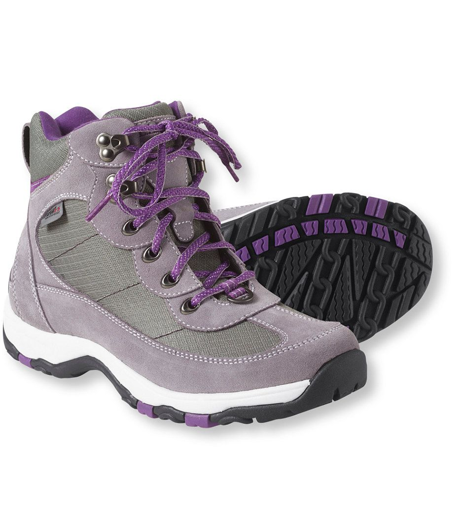 LL Bean $109 Women's Snow Sneakers 3