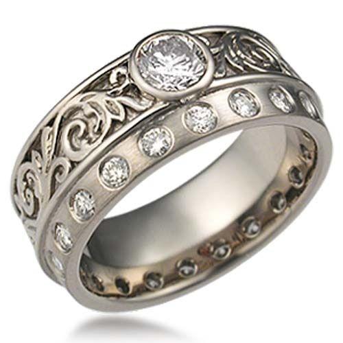 Western Wedding Bands   Western Style Wedding Rings   Bing Images   Wedding