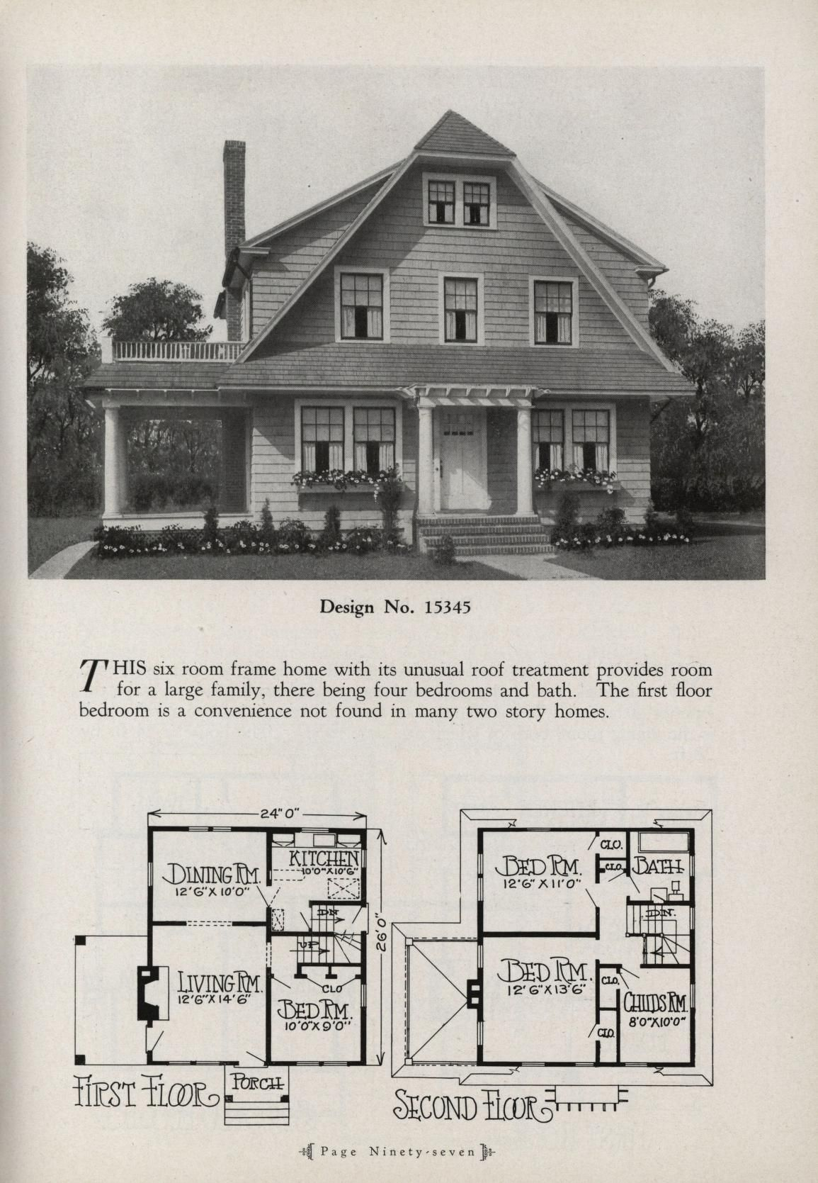 Artistic Homes Build A Home First Vintage House Plans Building A House House Design