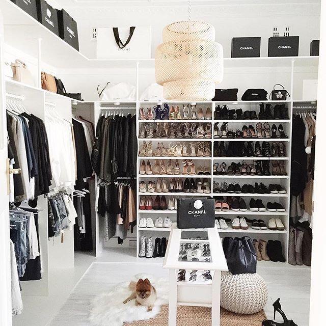 ☾ @laurichuut ☽   Deko   Pinterest   Ankleidezimmer ...