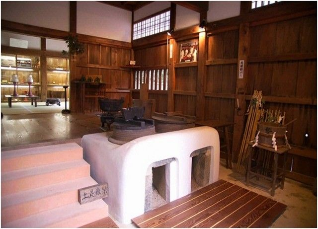 Traditional Japanese Kitchen Decoration Ideas