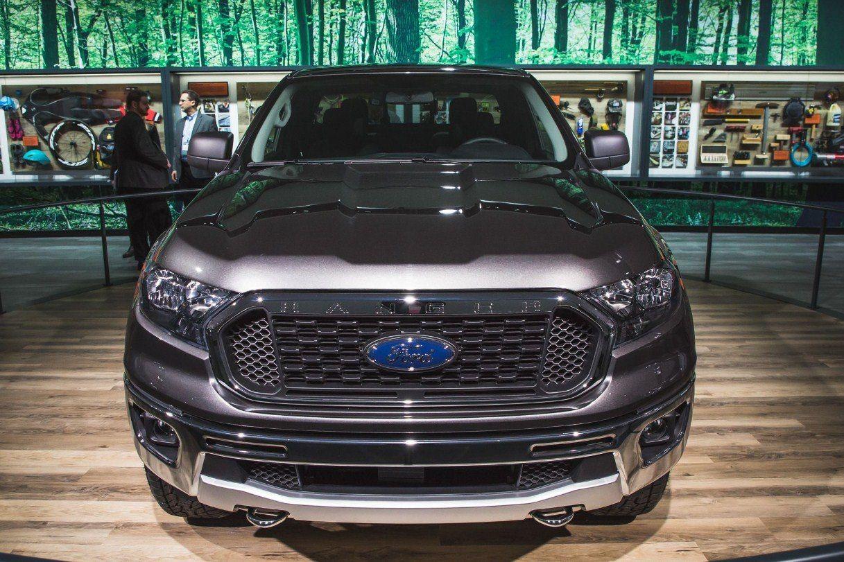 Ford ranger 2019 модельного года: новое поколение пикапа - КалендарьГода изоражения