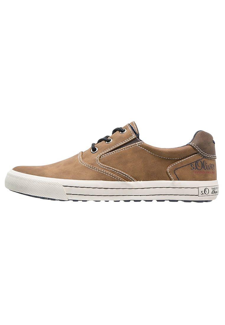 san francisco 0dfb4 27b2b Chaussures s.Oliver Baskets basses - cognac cognac: 50,00 ...