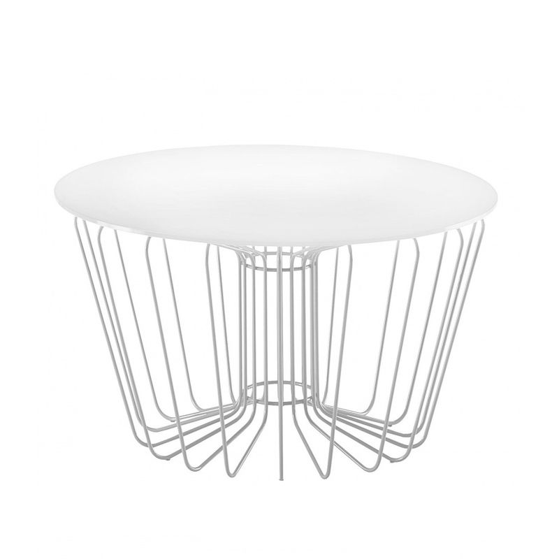Table wire blanc zanotta levy silvera01g munka pinterest table wire blanc zanotta levy silvera01g greentooth Gallery
