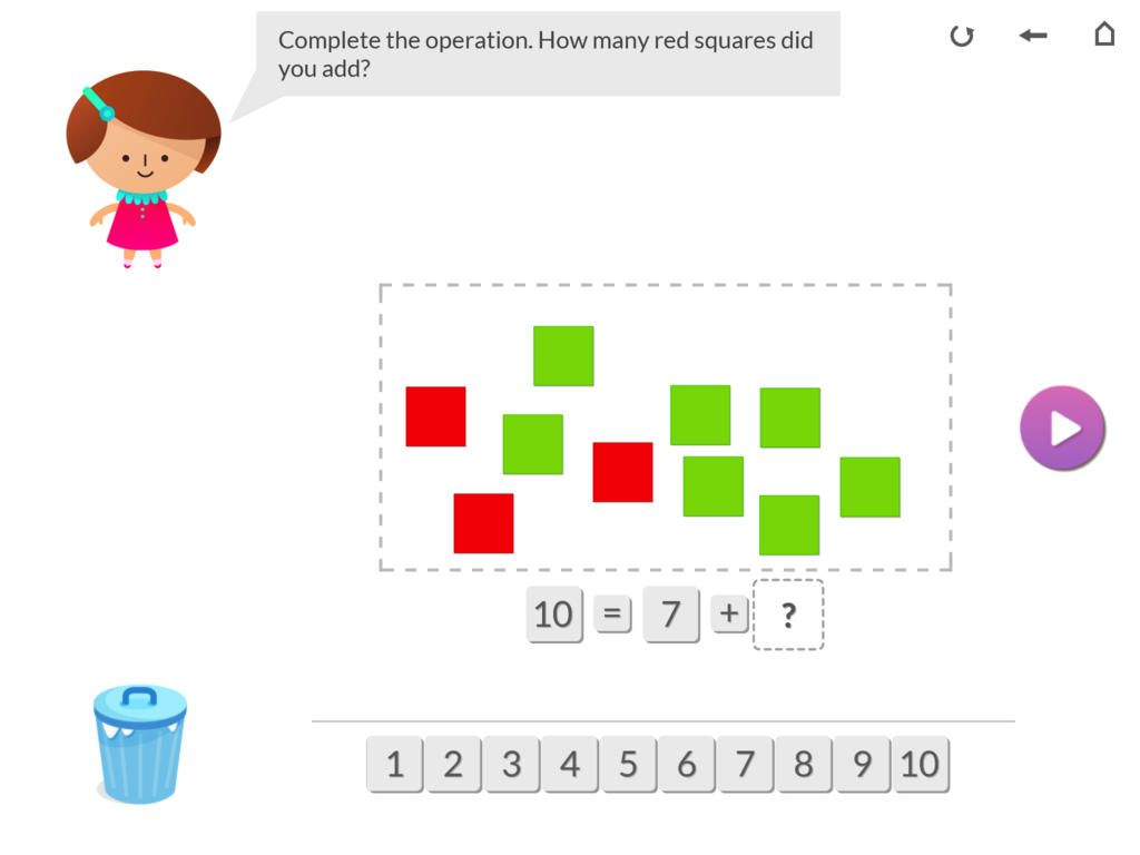 Math in action We prepared a set of 80 exercises which make learning ...