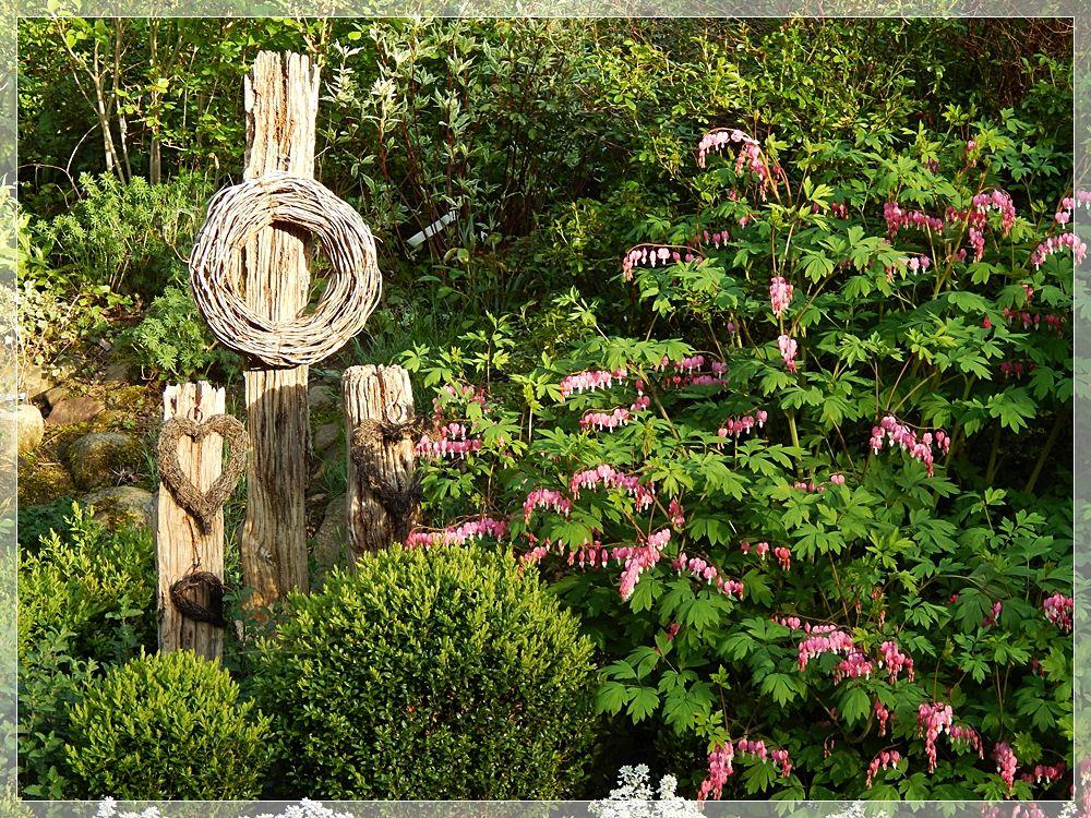 Weidezaunpfähle   Deko   Pinterest   Gartendeko, Gartenideen und ...