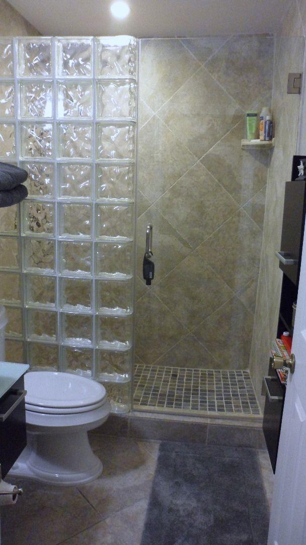 Sin mampara Más | Cuartos de baños pequeños, Diseño baños ...