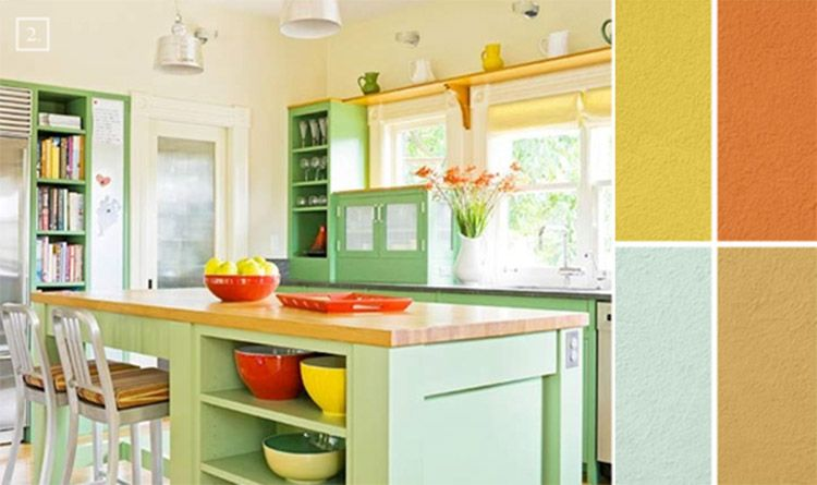 Selecting Paint For Best Kitchen Colors Can Be A Time Consuming And  Frustrating Approach When