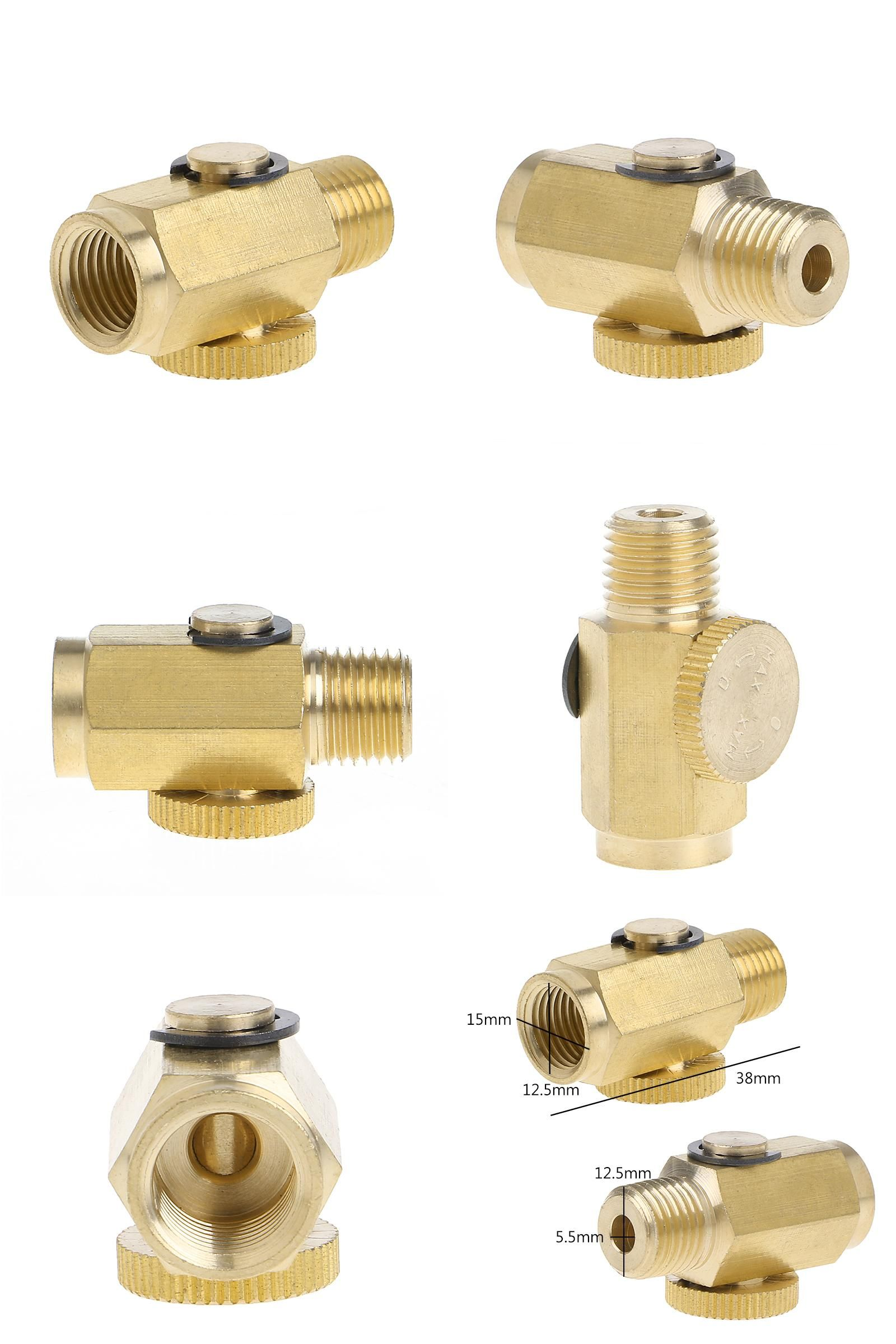 Visit To Buy 1 4 Npt Brass Compressed Air Pressure Valveinline Regulator Solid Tool Y103 Advertisement Compressed Air Air Pressure Brass