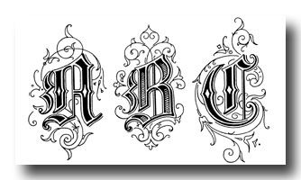 Gothic Letters  English Style Google Images And Google