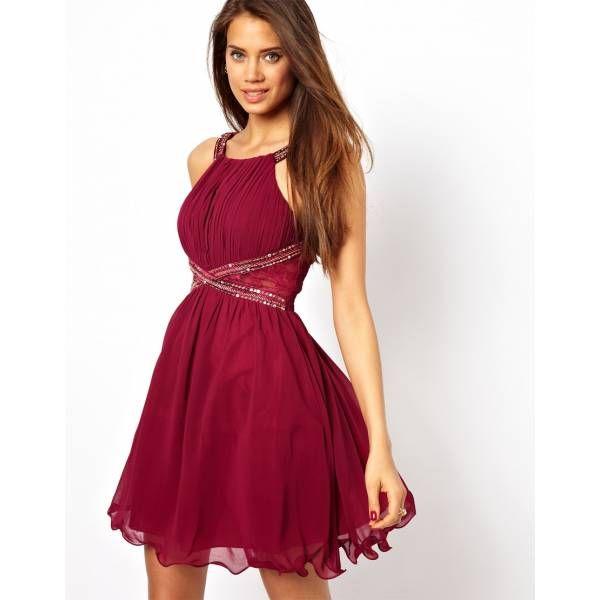 Imagenes de vestidos de noche cortos y pegados
