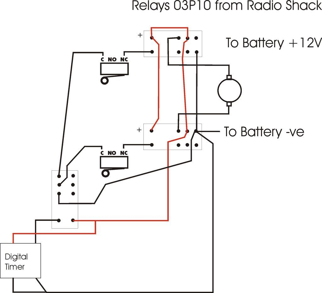12v Relay Wiring Diagram 5 Pin Fitfathers Me Amazing 12