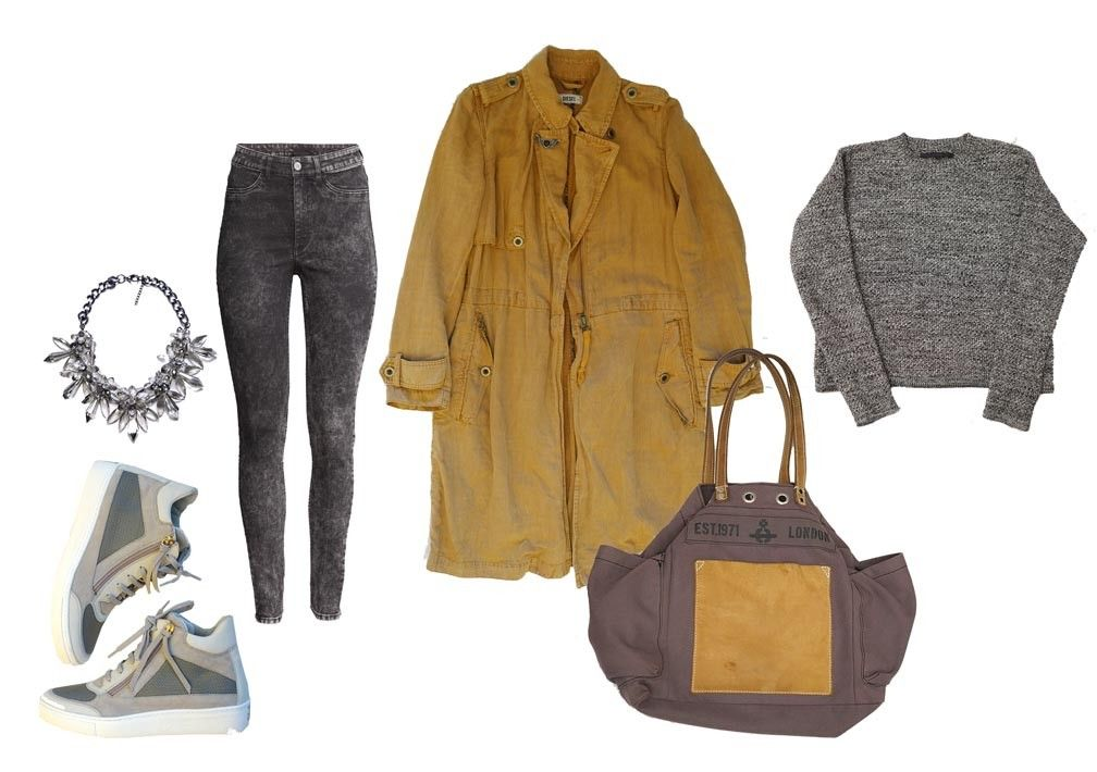 Peperosa Sneakers THE DAILY OUTFIT #35 http://xed.at/2015/03/peperosa-sneakers-the-daily-outfit-35/