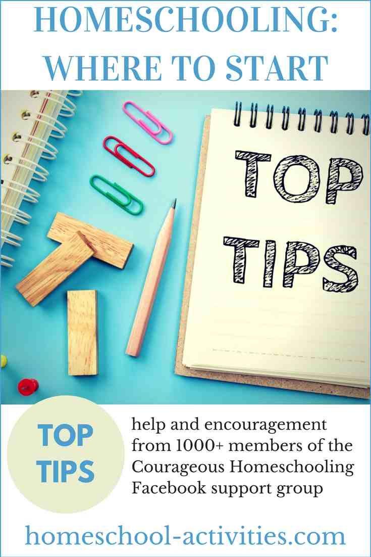 Photo of Best Homeschooling Tips For New Homeschoolers