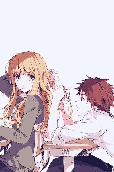 Tsundere Kuudere Couple Couples Of Manga And Anime