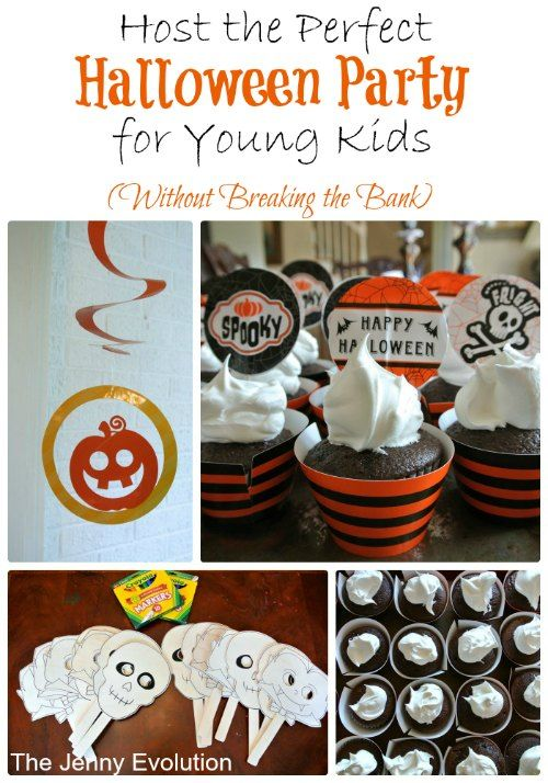 How to Plan the Perfect Halloween Party for Kids Halloween parties - halloween treat ideas for toddlers