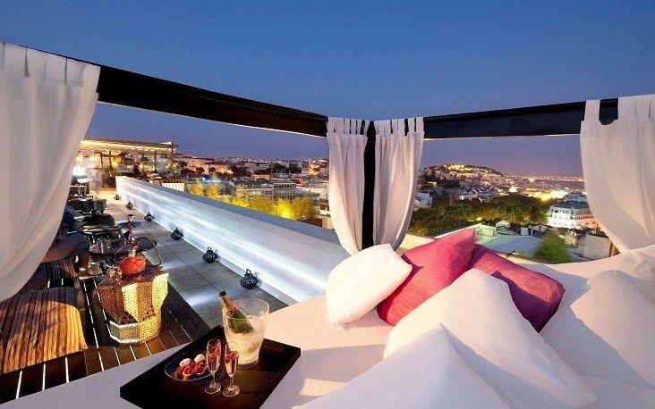 Découvrez les 10 plus belles terrasses avec vue sur Lisbonne : lieux, adresses, carte etc. Les meilleures vues sur Lisbonne pour tous les styles.