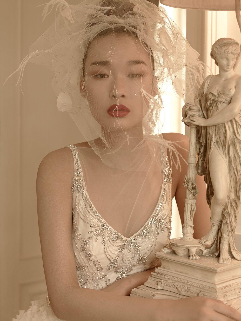 St Pucci | A Colorful Wedding Dress | Pinterest