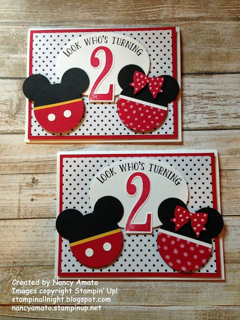 Stampin' All Night: Meeska, Mooska, Mickey Mouse! | Kids ...