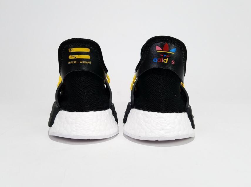 2fc520b94 Adidas NMD Human Race Pharrell Williams Black BB3068 Men Real Boost for  Sale 05